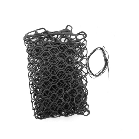 fishpond nomad replacement rubber net 15 inch black small