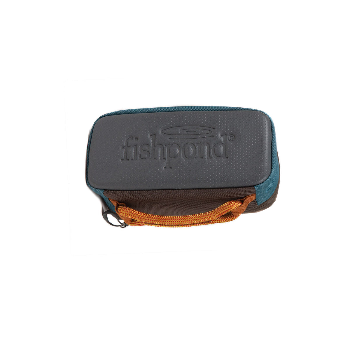 fishpond ripple reel case medium tidal blue bottom