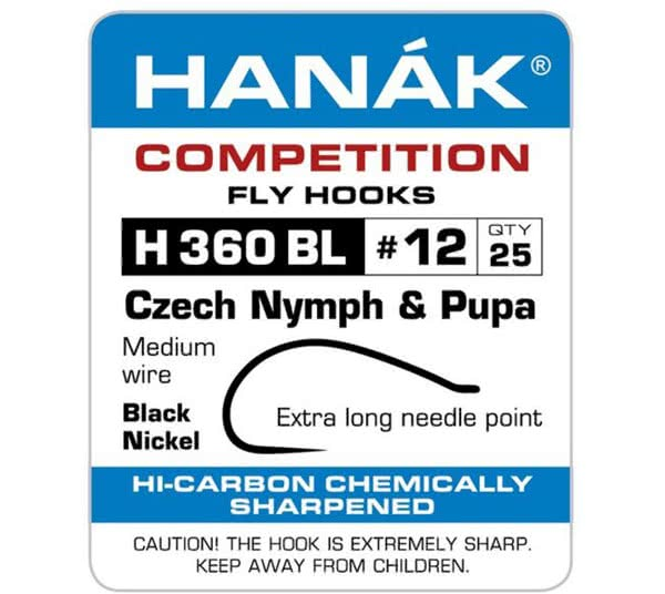 hanak competition h-360 bl hook