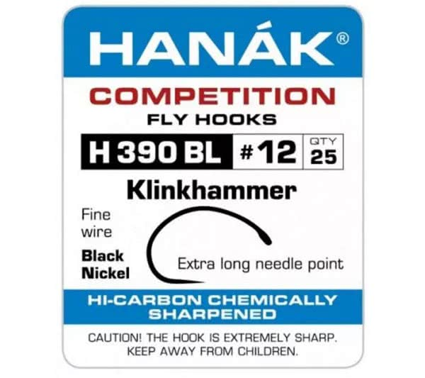 hanak competition h-390 bl hook