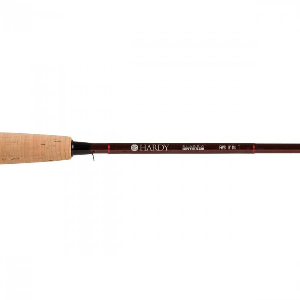 hardy shadow fly rod section