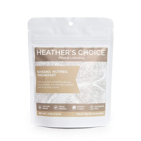 heathers choice banana nutmeg breakfast front