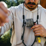 loon neckvest lanyard unloaded around the neck