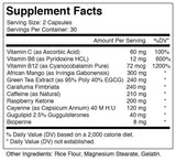 mtn ops blaze supplement facts