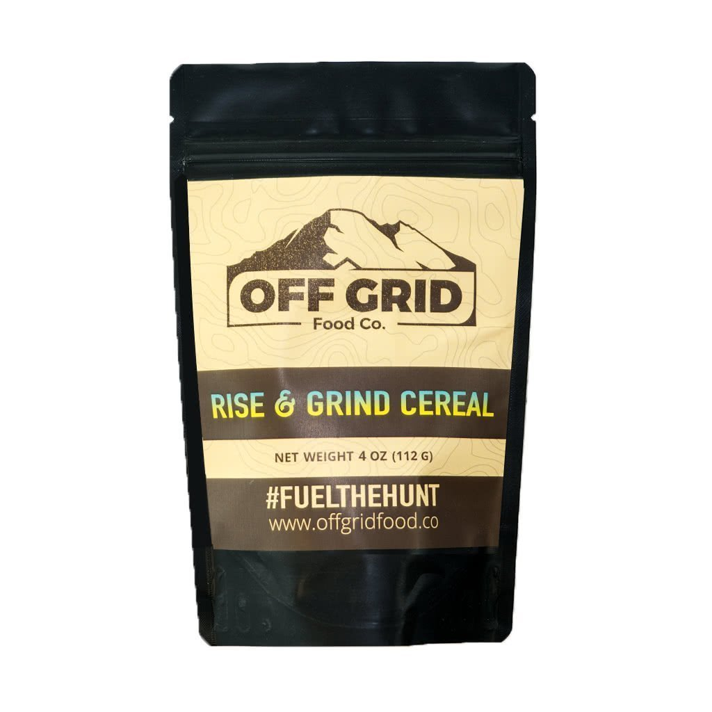 off grid food company rise and grind cereal 2