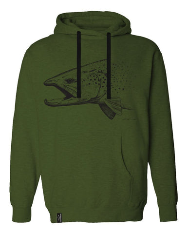 rep your water predator mid-weight hoody front