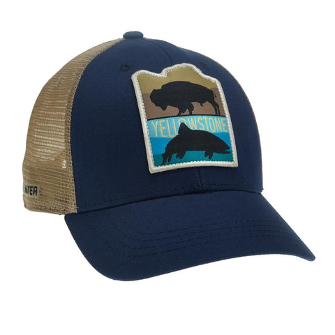 repyourwater wild places yellowstone hat WPYL51