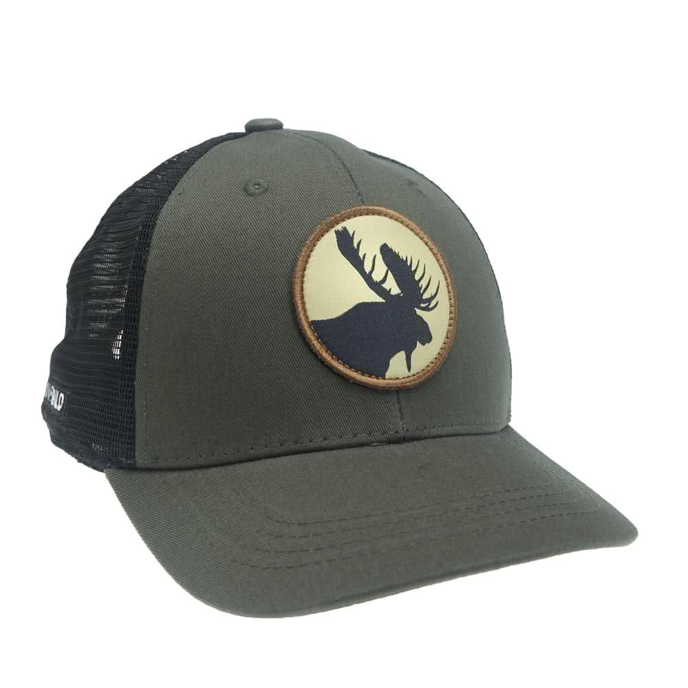 repyourwild alces alces moose hat