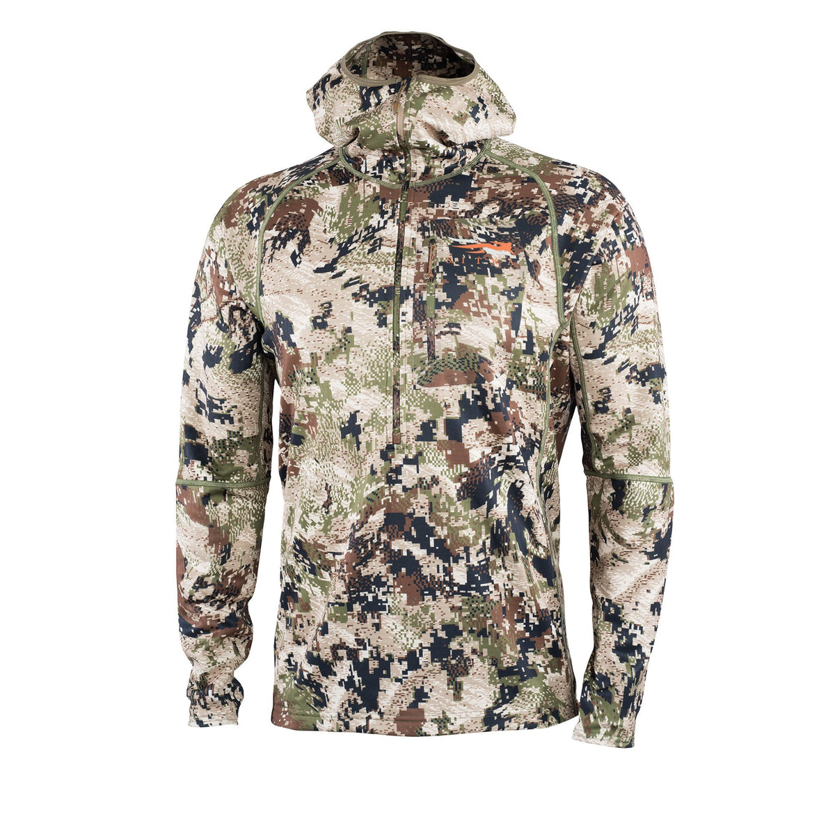 sitka core heavyweight hoody optifade subalpine