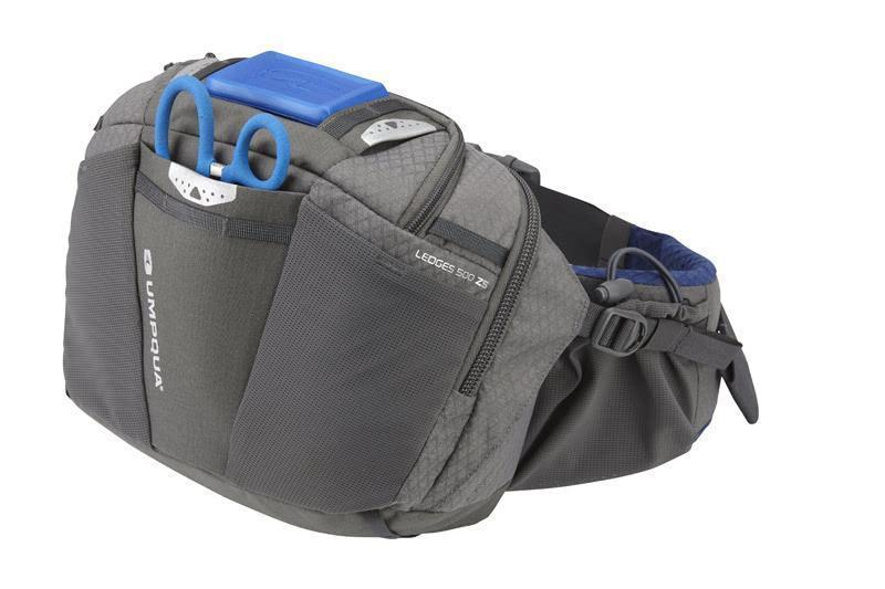 umpqua ledges 500 zs waist pack side