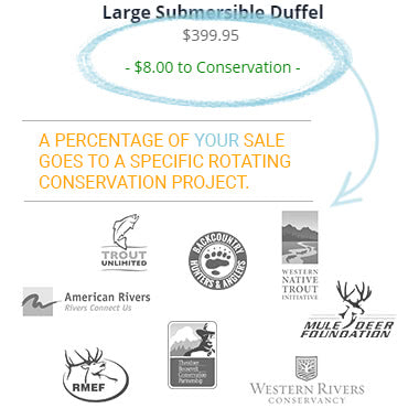 Evergreen Colorado Fly Shop Gives to Conservation