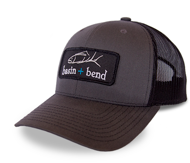 Free basin + bend hat