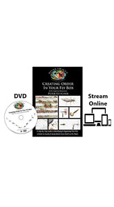 River Oracle - Creating Order In Your Fly Box DVD