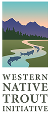 Western Native Trout Initiative Logo
