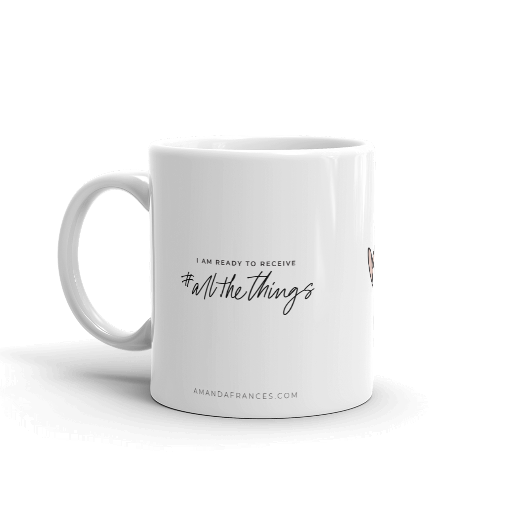 #AllTheThings Mug