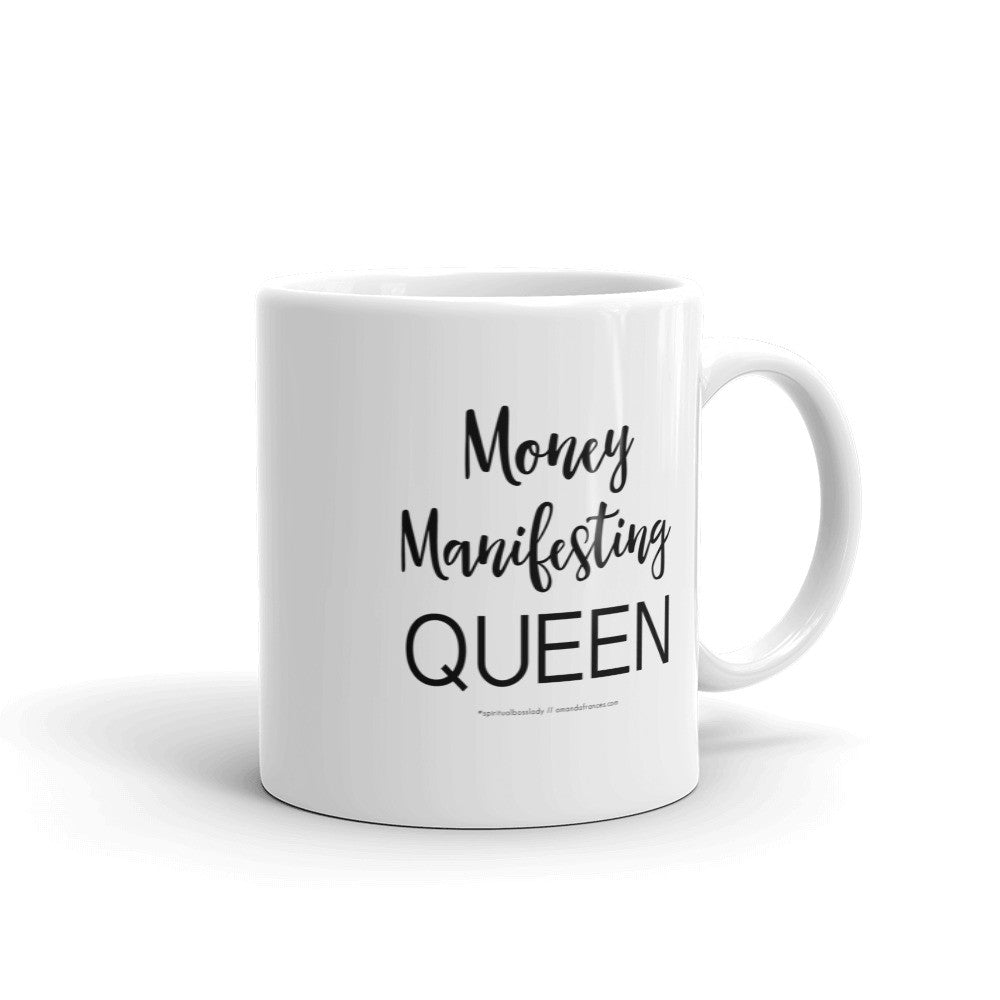 Money Manifesting QUEEN — Mug