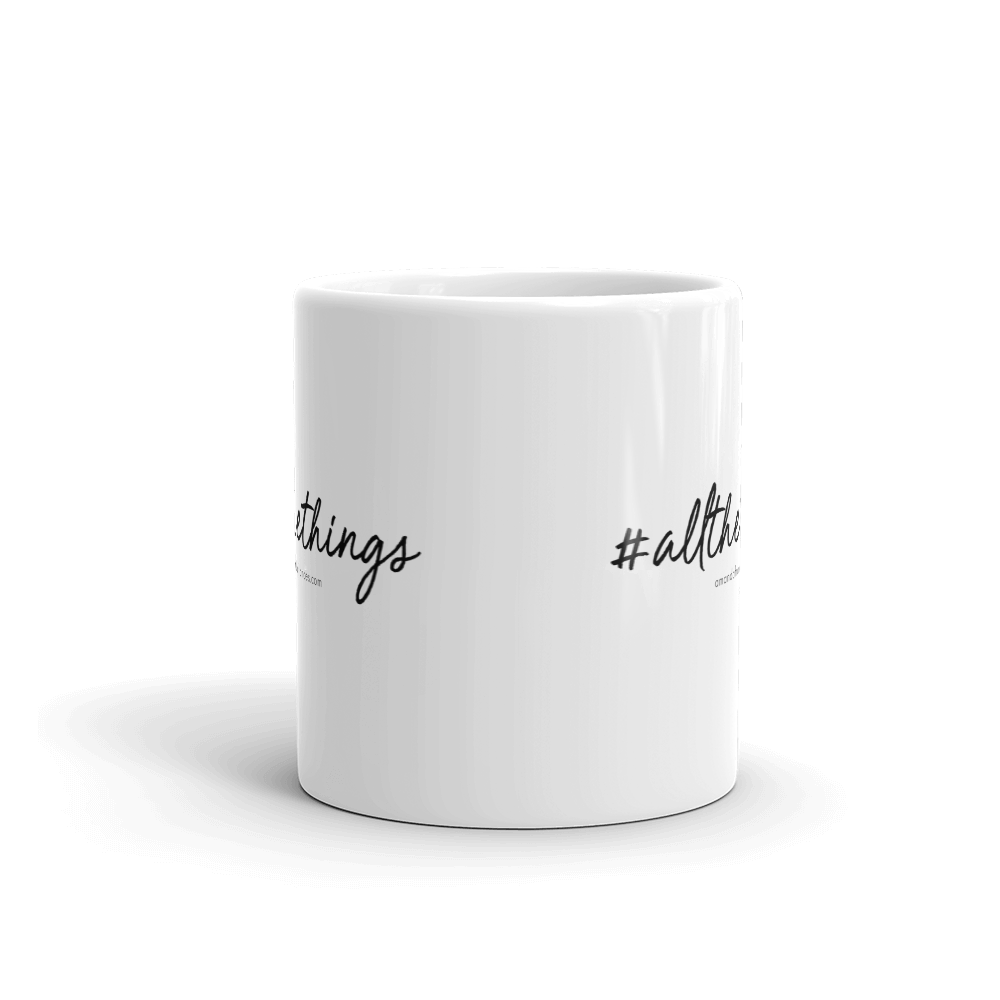 #allthethings — Mug