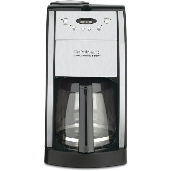 Grind & Brew 12 Cup Automatic Coffee Maker - MyJavaRoaster