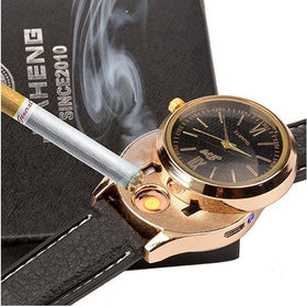 James Bond Gold Flameless
