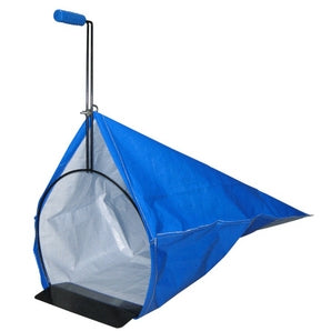 Litter Scoop Frame Complete With Heavy Duty Bag