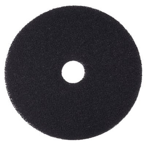 3M Black Stripper 7200 Floor Pad