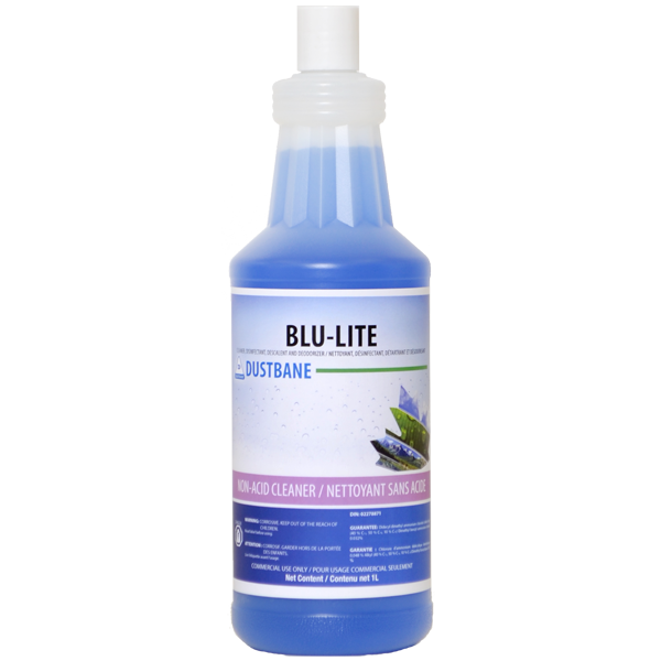 Blu-Lite Disinfectant Cleaner/ Descaler