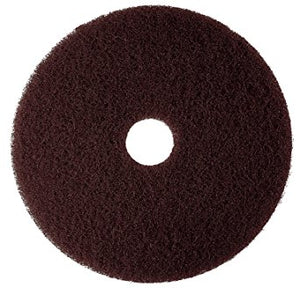 3M Brown Stripper 7100 Floor Pad