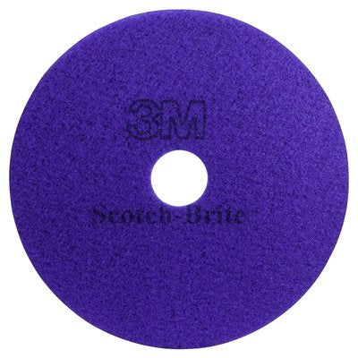 3M Scotch-Brite Purple Diamond Floor Pad