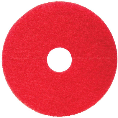 3M Red Buffer 5100 Floor Pad