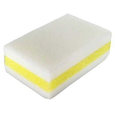 Eradicator sponge Yellow/ White (4.25