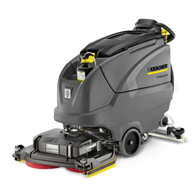 Karcher Walk-behind floor scrubber B 80 W Bp (disc)