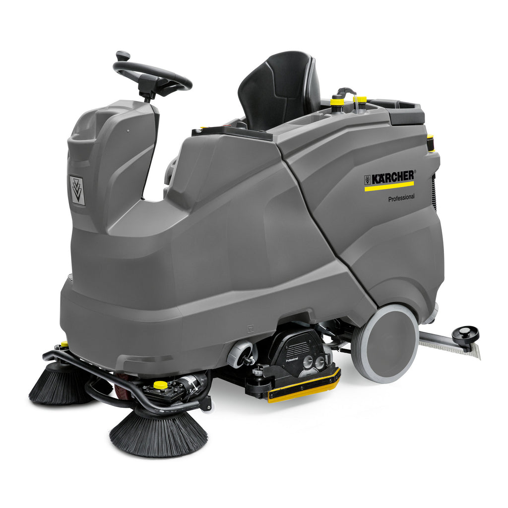 Karcher Ride-on floor scrubber B 150 R Bp SB