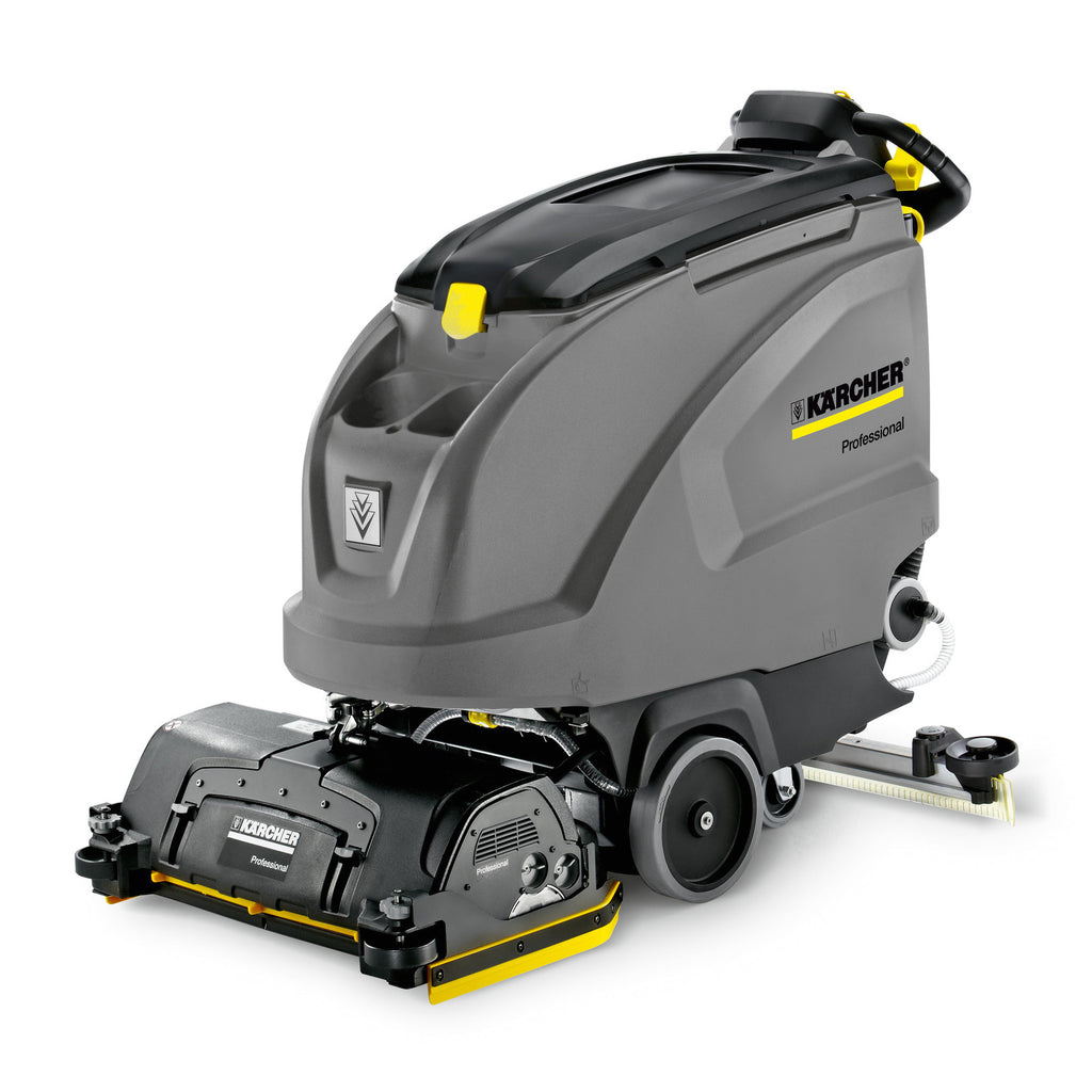 Karcher Walk-behind floor scrubber B 60 W Bp (roller)