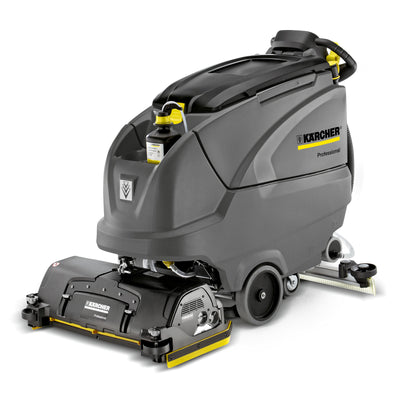 Karcher Walk-behind floor scrubber B 80 W Bp (roller)