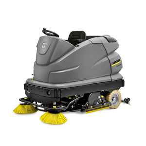 Karcher Ride-on floor scrubber B 250 R