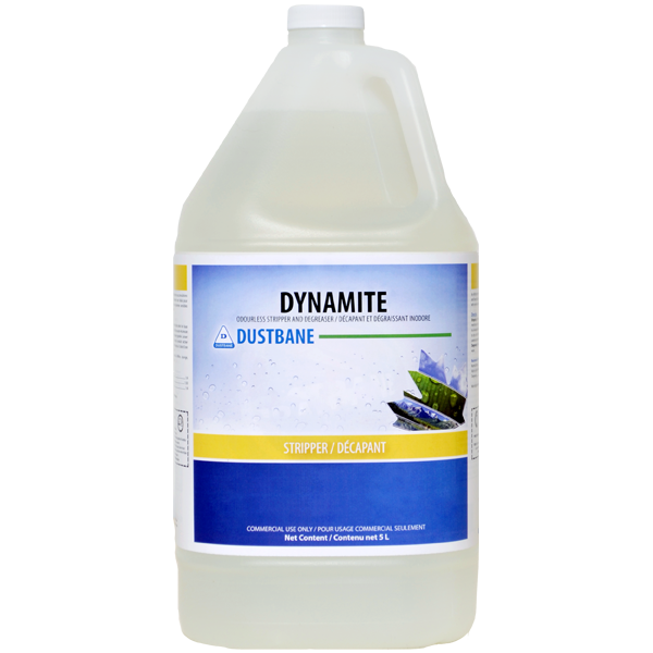 Dynamite Odourless Stripper & Degreaser