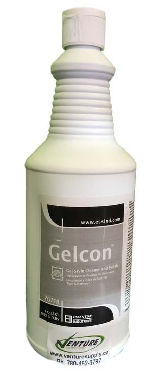 Gelcon Gel Style Floor Cleaner & Polish Concentrate