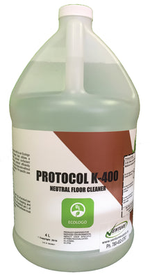 Protocol K-400 Neutral Floor Cleaner