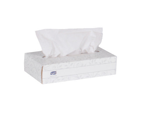 Tork Advanced Facial Tissue Flat Box TF6810