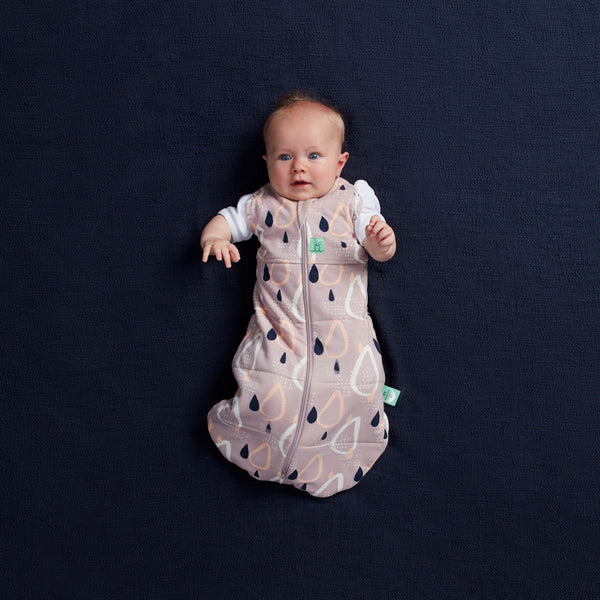 Cocoon Swaddle Bag (2.5 Tog) - Drops