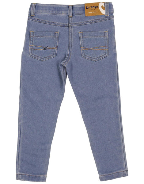 Girls Denim Jeans - Light