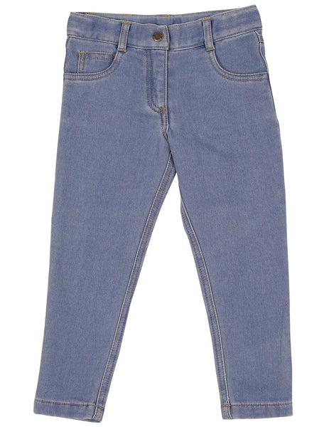 Girls Denim Jeans - LAST ONE size 0