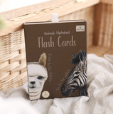 PRE-ORDER Animal Alphabet Flash Cards