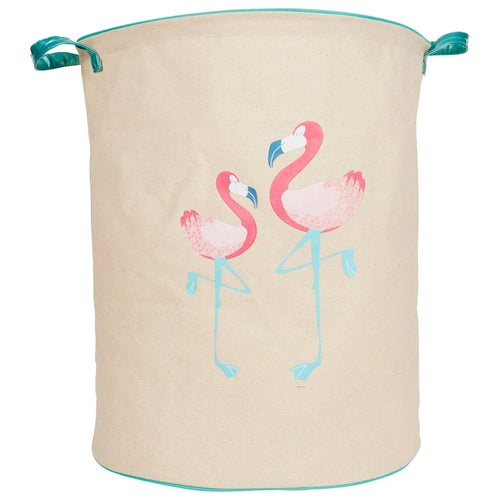 Flamingo Storage Basket