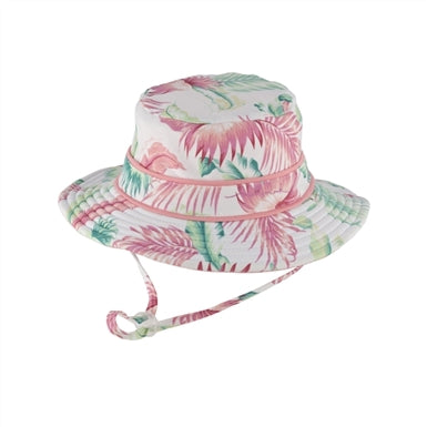 Baby Girls Floppy Hat - Gabi – Bubba   Bear Kids Boutique 87d70fc4d3b