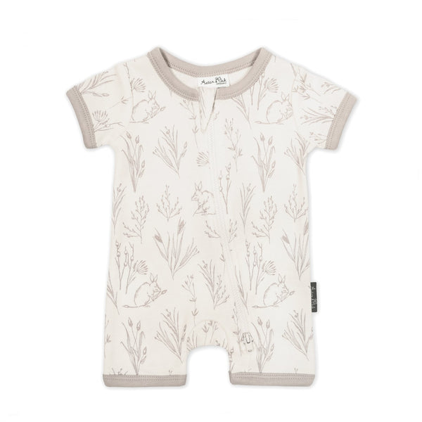 Bilby Short Zip Romper