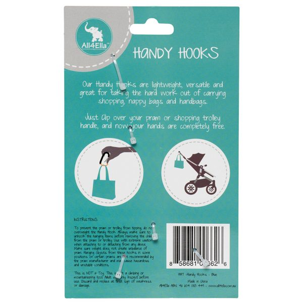 Handy Hook – Blue
