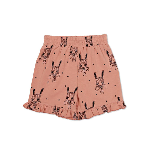 Kapowkids | Bunnie Frilly Shorts