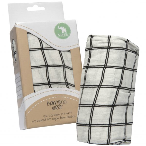 Bamboo Wrap – Lines