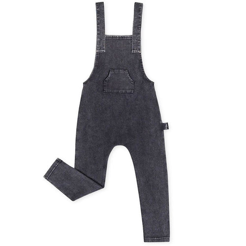 Essentials Acid Wash Overalls